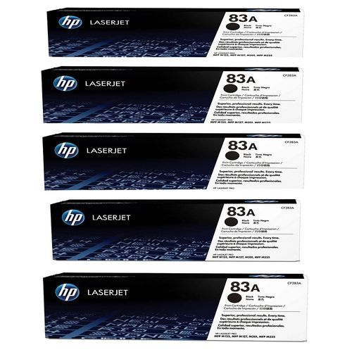 83A CF283A Toner 5 Packs.