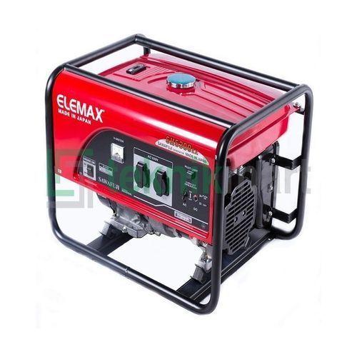 4.5KVA Generator SH5300EX - Red