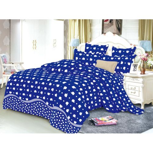 Trendy Bedesheet With Pillow Cases