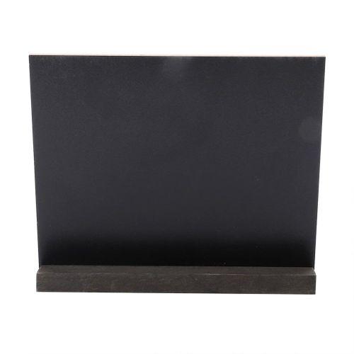 Dual-side Mini Chalk Board Blackboard Signs Message Board For Wedding Kitchen Restaurant