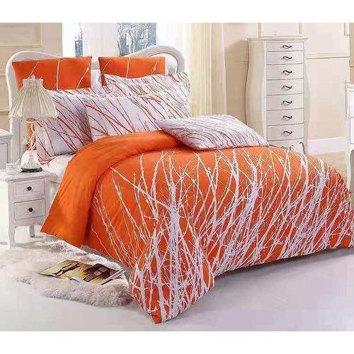 Luxury Duvet + Bedsheet With 4 Pillow Cases+ Free Duvet Bag