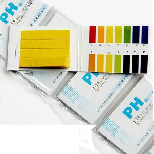 Onionve 160 Litmus Paper Test Strips Alkaline Acid PH Indicator Testing Kit