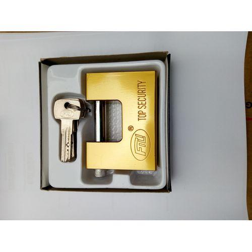 Fililocks Padlock Heavy Duty Top Security Keys