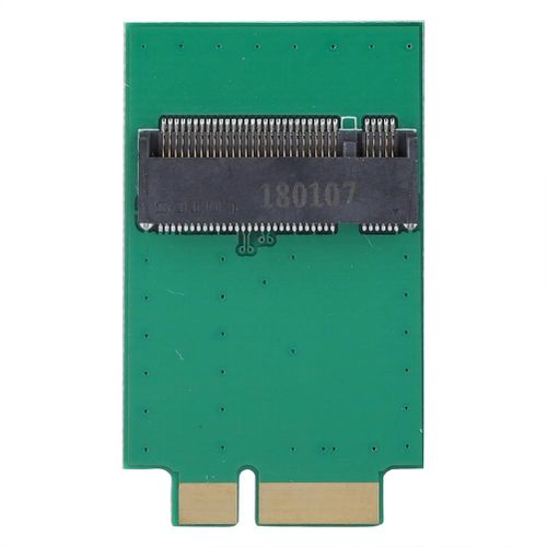 WeekW M.2NGFF SSD Converter Adapter Card For Apple 2011 2010 APPLE AIR A1369 A1370 6+12Pin Hard Drive