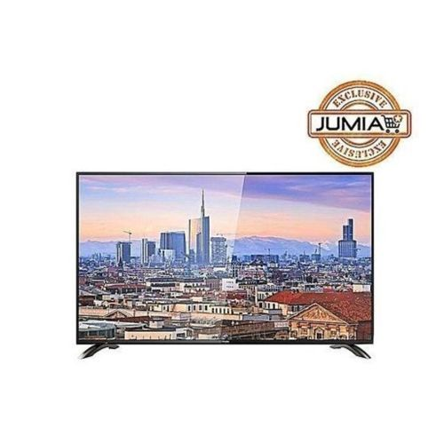 43 Inches Full HD LED TV + Free Wall Bracket + Power Guard