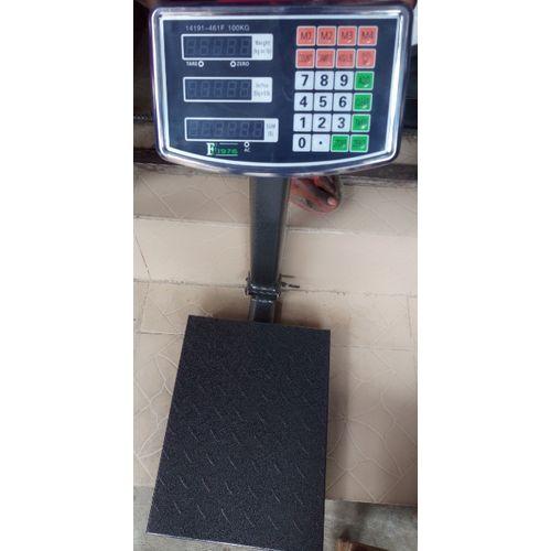 100kg Super Strong Digital Platform Scale 100kg