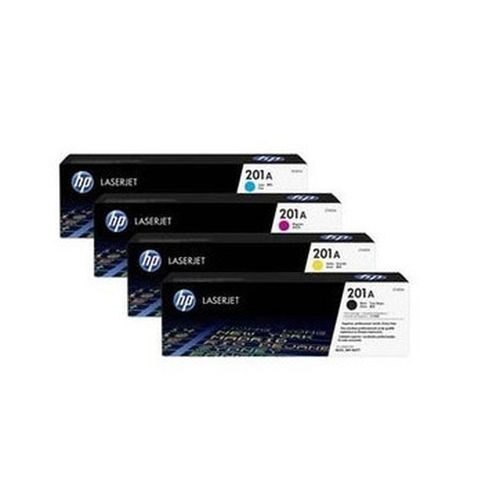 Genuine 201a Toner Cartridges All Available