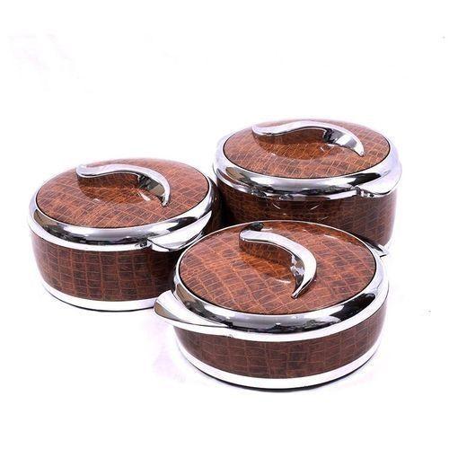 3 Piece Sweet Insulated Hot Pot