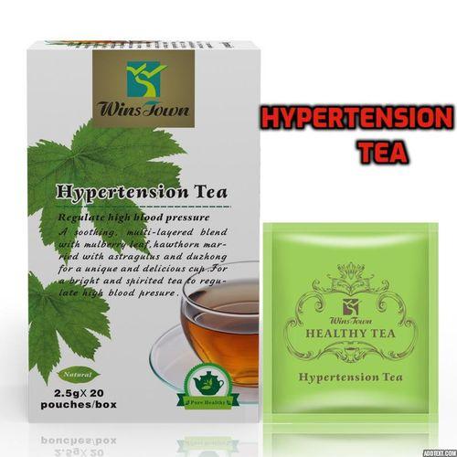 Hypertension Tea; Anti-Cholesterol & Anti-Blood Lipids