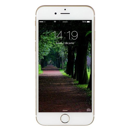 IPhone 6 Plus Refurbished Smartphone 5.5inch 64GB - Gold
