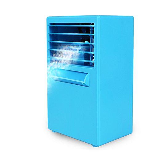 Portable Air Conditioner Fan Mini Evaporative Humidifier