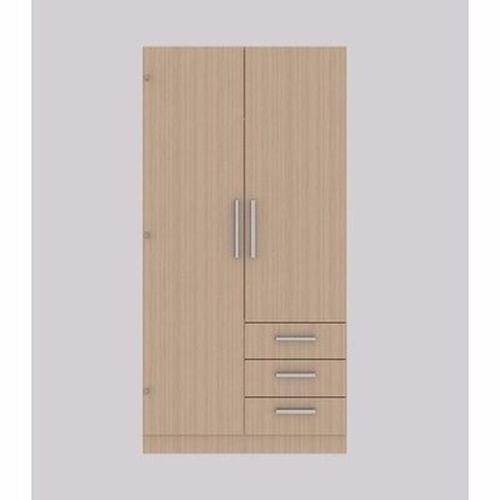 Handys - 2 Doors + 3 Drawers Wardrobe (Delivery Within Lagos Only)