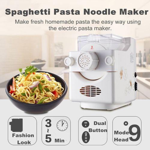 Pasta Noodle Maker Spaghetti Roller Cutter Machine Motor Attachment Set UK GB