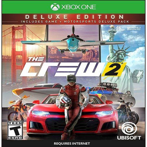 The Crew 2 Deluxe Edition - Xbox One