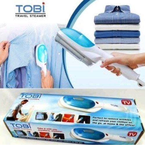 Portable Tobi Travel Garment Steamer