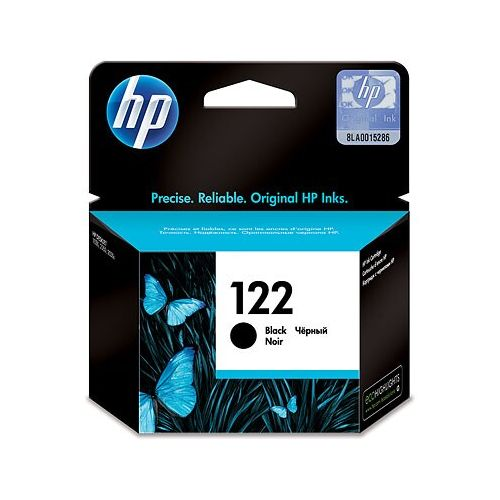 122 Black Ink Cartridge - CH561HE