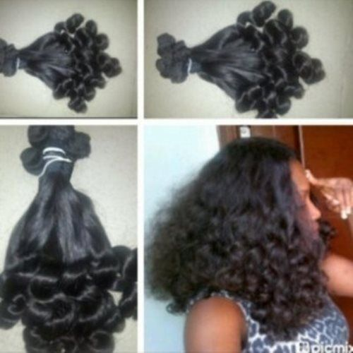 Pavilion Bouncy Curls Full Head Bundle