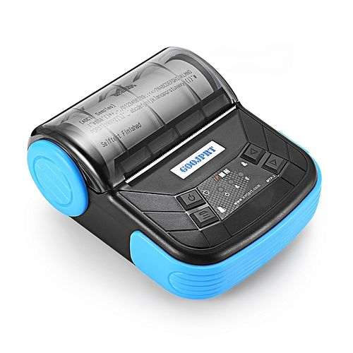 MTP - 3 Portable 80mm Bluetooth 2.0 Android Thermal POS Prin