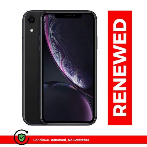 IPhone XR - 3GB+64GB - Black - 6.1 Inch - Refurbished - 99% New - Face ID - IOS Smartphone
