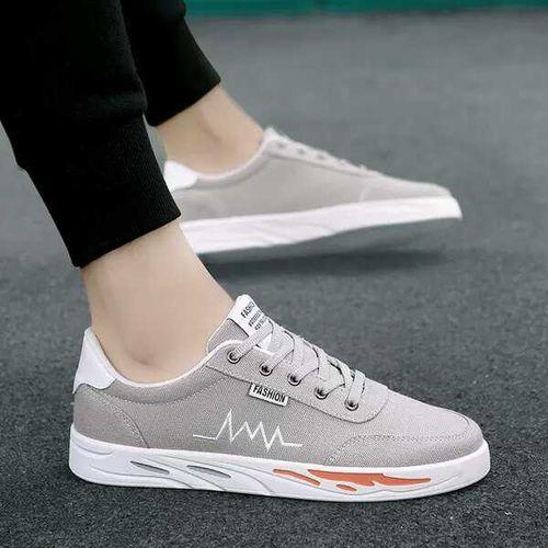 Trendy Summer Unisex Sneaker - Ash