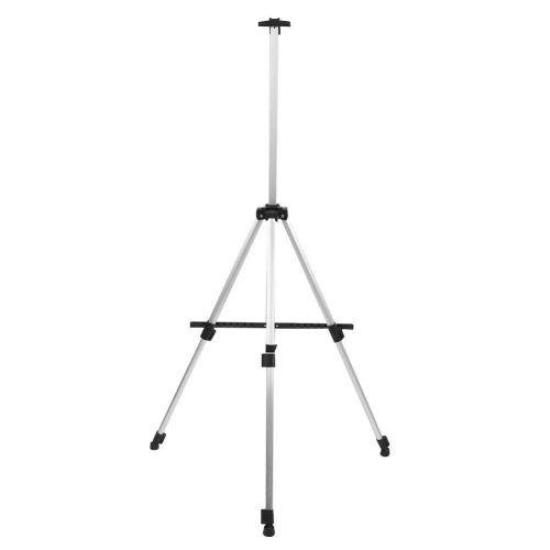 Aluminum Alloy Foldable Artist Painting Easel Adjustable Display Stand Studio Drawing Board