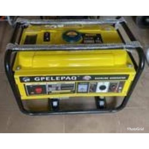 4KVA Full Coil Manual Start Generator - SV6800