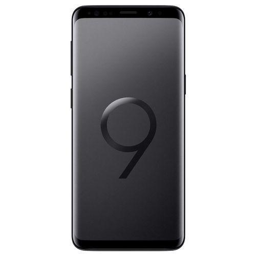 Galaxy S9 Plus (S9+) 6.2-Inch QHD (6GB,64GB ROM Android 9.0 Pie 12MP + 8MP Dual SIM 4G Smartphone
