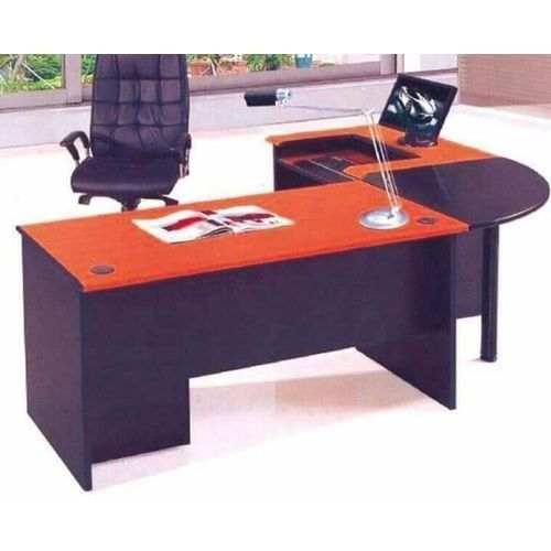 C Top Office Table 4ft (Lagos Delivery Only)