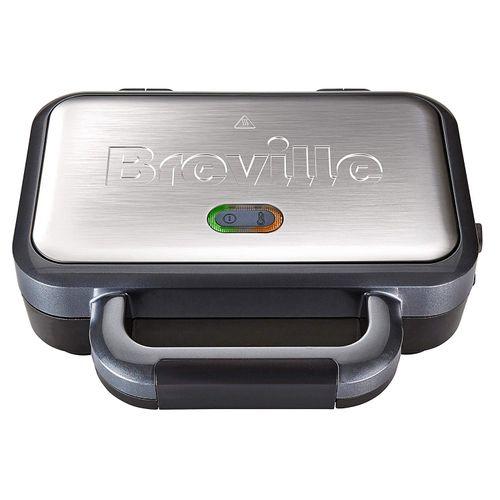 Deep Fill Sandwich Toaster, Stainless Steel - Silver