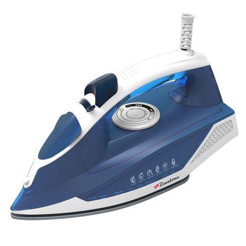 Smooth Gliding - Steam Iron SI-2220- Blue