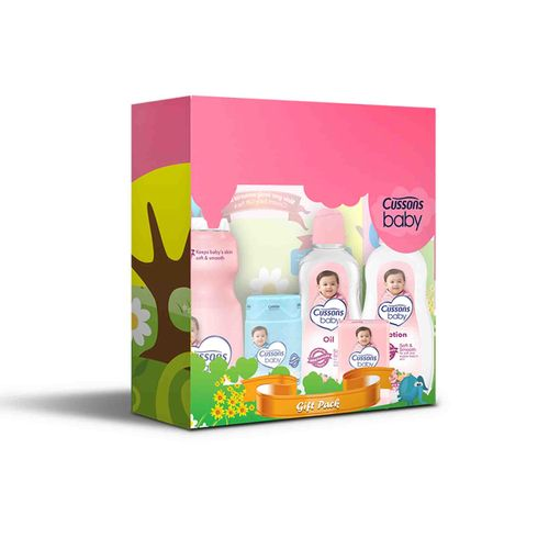 Gift Pack (Soft And Smooth ) - Small (free Gift Inside)