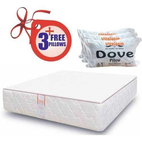 Vita Foam Mattress 6 Feet By 4½ Feet By 12 Inches (delivery Within Lagos State Alone)