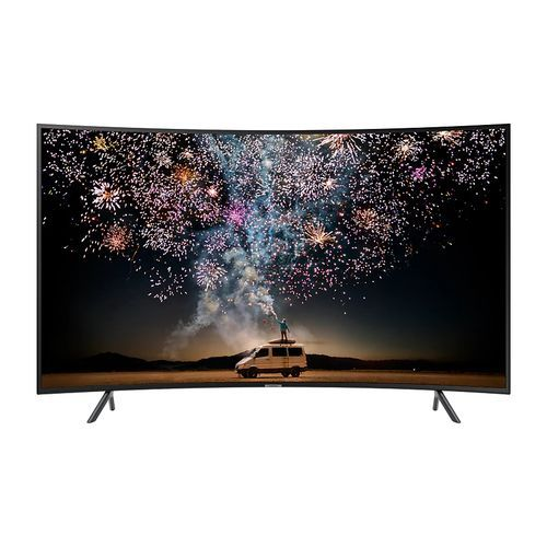 "49"" UHD 4K Curved Smart TV RU7300"