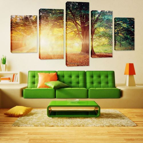 Huge Modern Abstract Wall Decor Art Oil Painting On Canvas