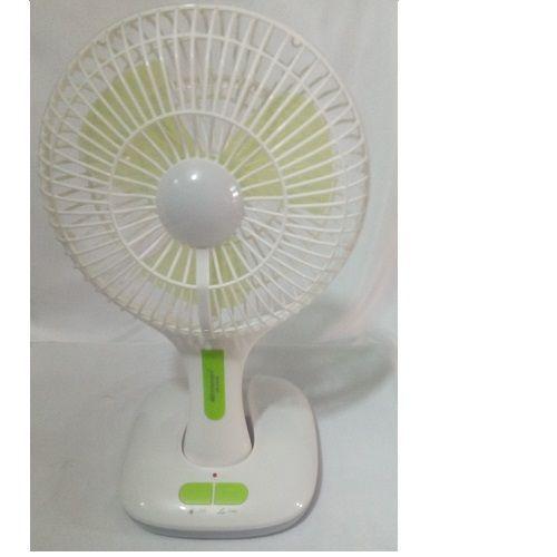 "8""Portable Rechargeable Table Fan"