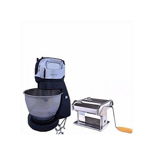 ChinChin Cutter + 4-Litre Cake Mixer