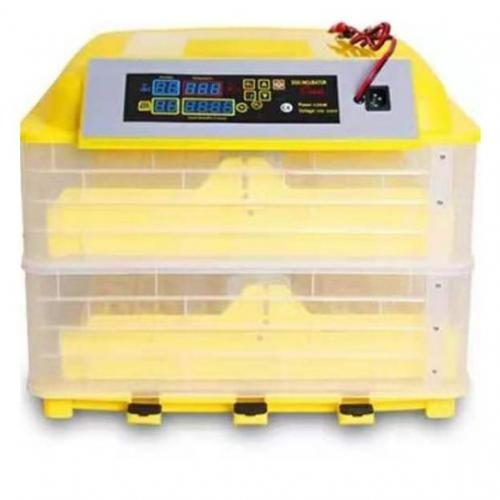 112 Eggs Incubator With Inbuilt Iinverter 220v/12v