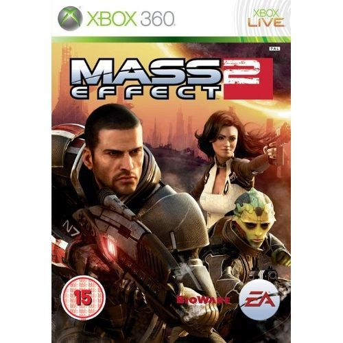 Mass Effect 2 (Xbox 360) By Electronic Arts
