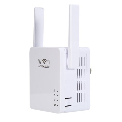 PIXLINK 300M Wireless Router WiFi AP Repeater Network Range Expander Amplifier With USB Charging Port