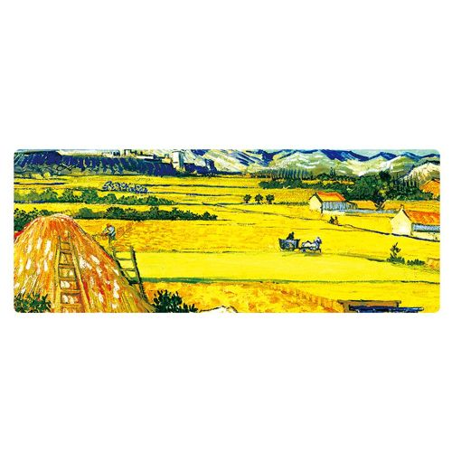 Wheat Field Mouse Pad Notbook Computer Mousepad Cool Gaming Multi-color