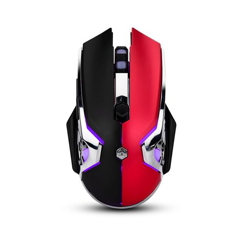 Ajazz AJ120 Mouse USB Wired Gaming Mouse 6 Keys Customized