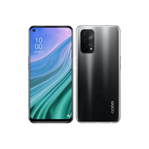 "A54 - 6.51"" (4GB RAM, 128GB ROM) Android 10 (13/2/2)MP + 16MP Selfie, DUAL SIM - 4G LTE - 5000mAh - Crystal Black"