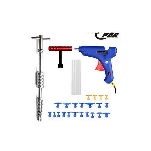 1 Set PDR Tools Kit Hail Repair Glue Puller Tool Kits Paintless Dent Repair