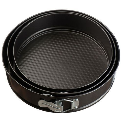 Round Cake Pan-Set Of 3