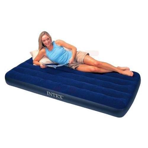 Single Mattress Airbed Classic Downy 64757