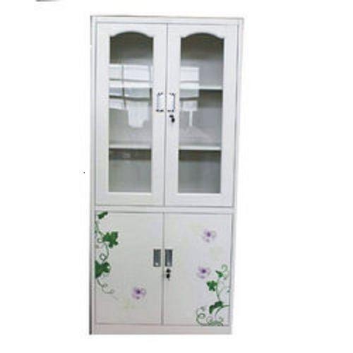 Metal Glass File Storage Cabinet\Book Shelf
