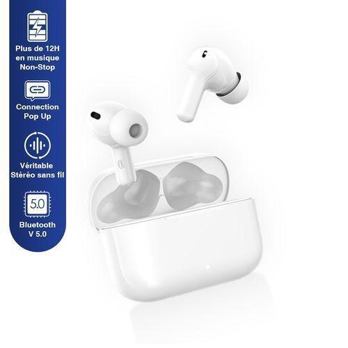 Buds 1 True Wireless Stereo Earbud BD01 - White