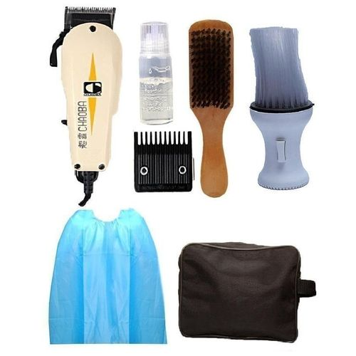 Professional Hair Clipper & Full Barbing Accessories/kits