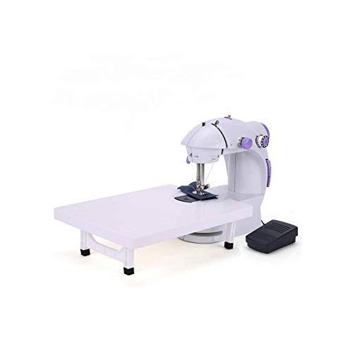 Mini Sewing Machine With Extension Table + Foot Pedal