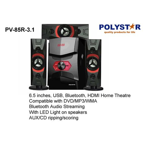 Home Theatre PV-85R-3.1